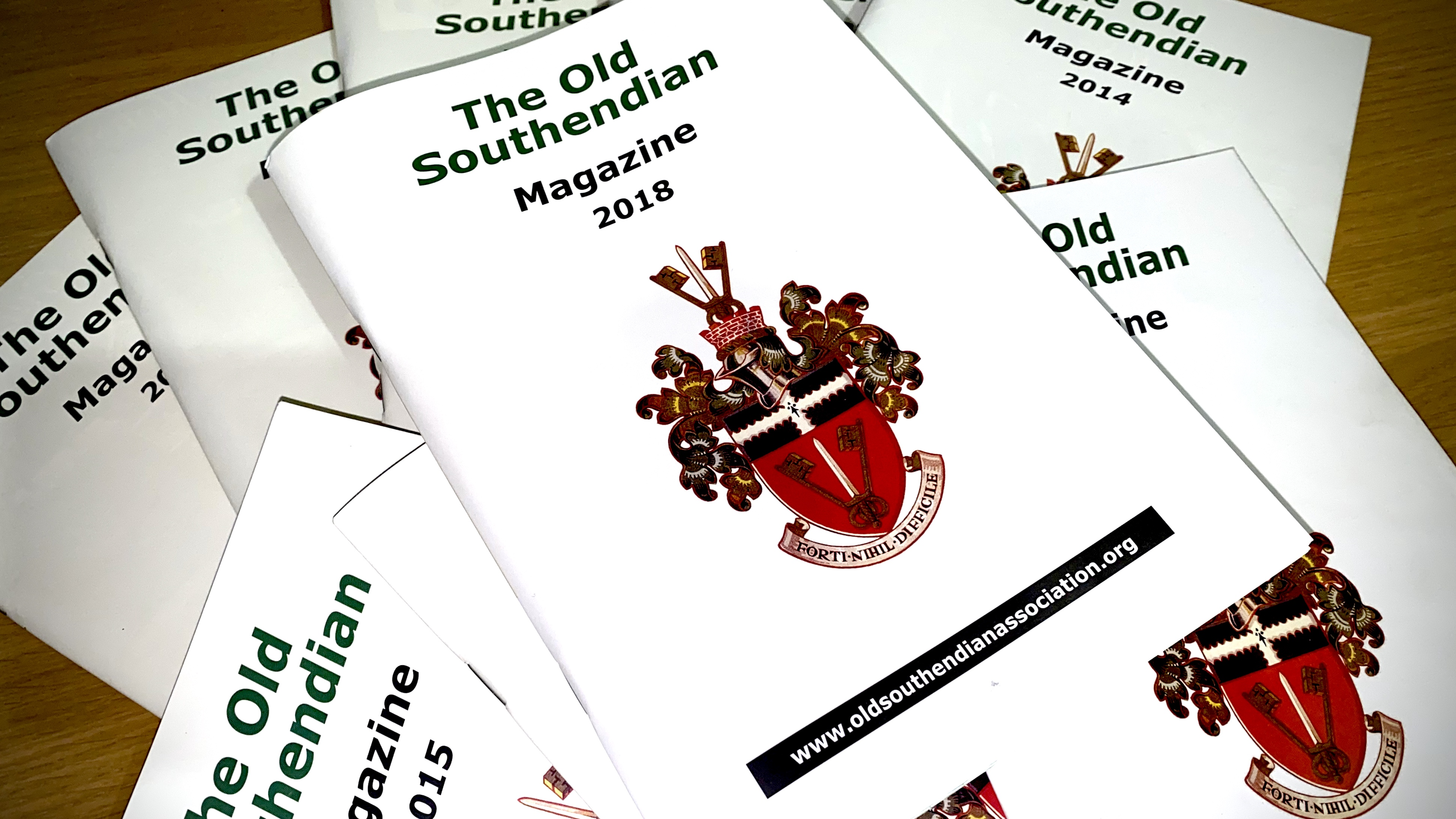 The Old Southendian Magazine
